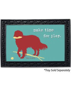 Time for Play Doormat