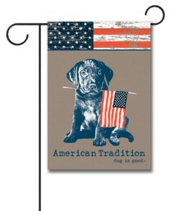 American Tradition - Garden Flag - 12.5'' x 18''