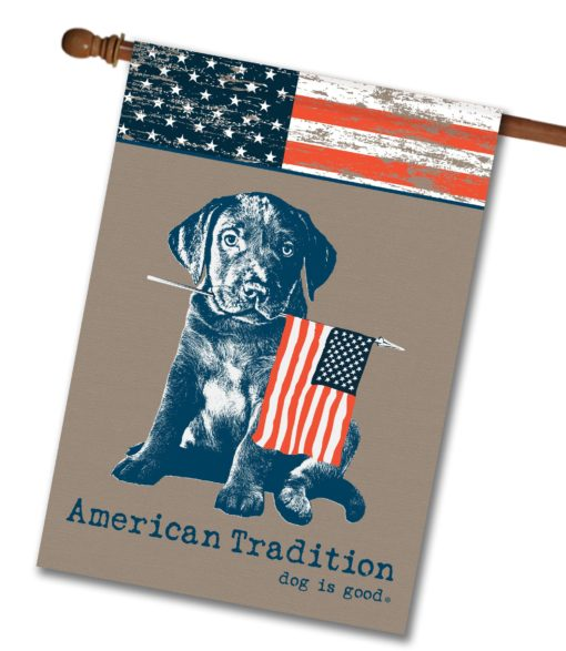American Tradition - House Flag - 28'' x 40''