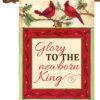 Cardinals Glory House Flag