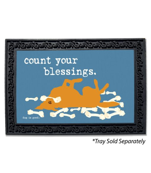 Count Your Blessings Doormat