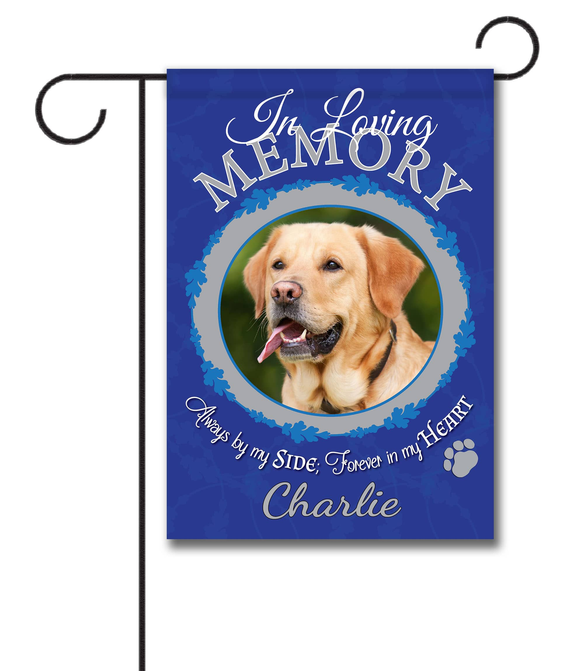 Delicieux In Loving Memory   Pet   Photo Garden Flag   12.5u0027u0027 ...