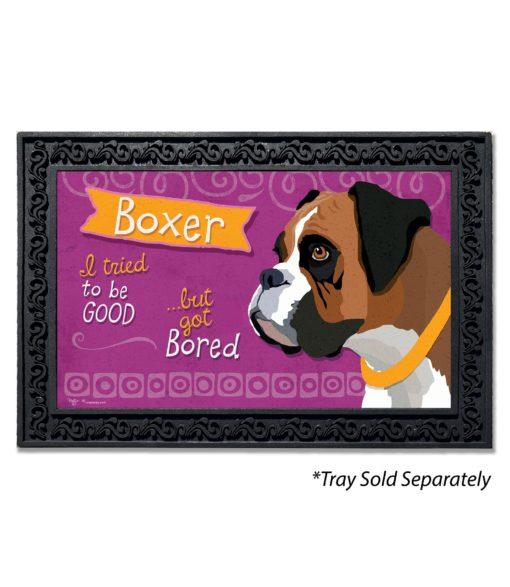 Boxer Doormat
