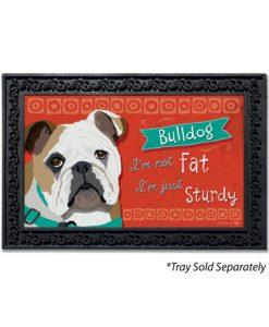 Bulldog Doormat