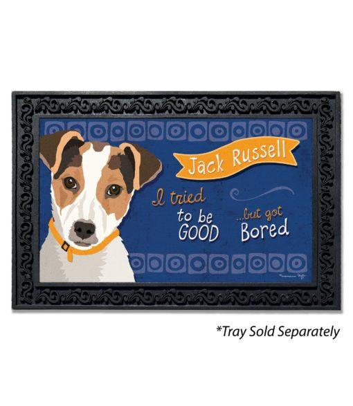 Jack Russell Doormat