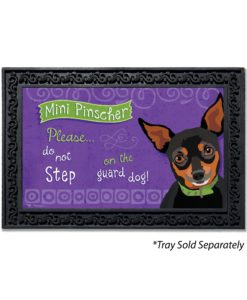 Mini Pinscher Doormat