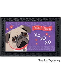 Pug Doormat