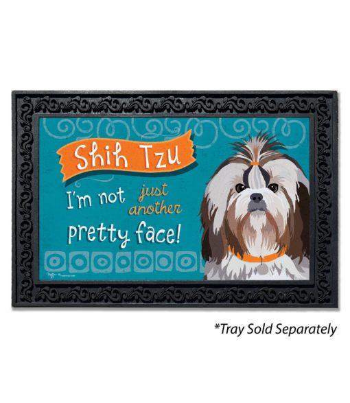 Shih Tzu Doormat