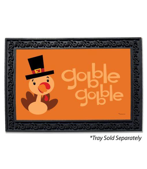 Gobble Gobble Turkey Doormat
