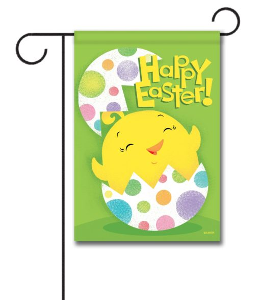 Happy Easter Surprise - Garden Flag - 12.5'' x 18''