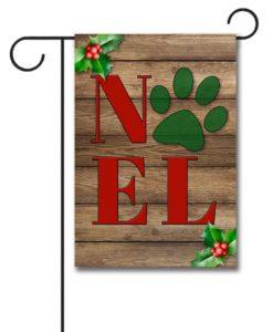decorative art christmas flags gateway lane - Decorative Christmas Flags